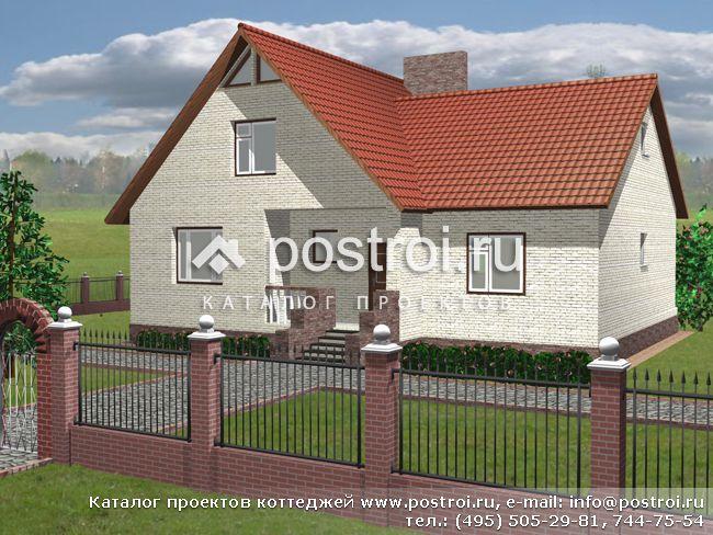 Мы осуществляем строительство домов из пеноблоков в Москве и Московской области