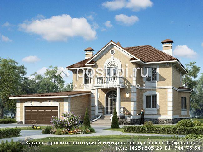 Современный дизайн домов