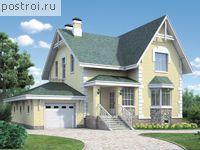 Проект удобного дома № H-253-1P