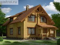 продам).  Деревянные дома из сруба, срубы ручной работы, дер.