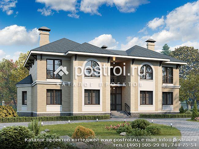Дизайн модных домов