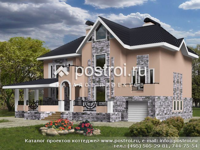 фото домов европейских