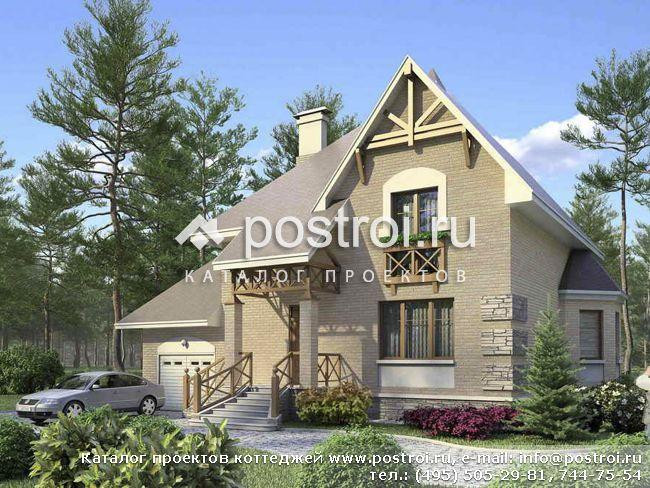 Дом 9 на 12 планировка с мансардой фото - ce3