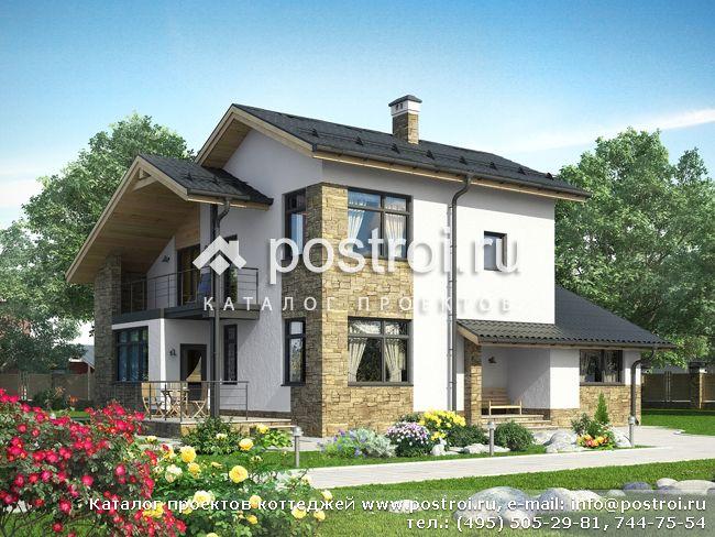 Дачный дом из бруса без отделки 8х8: проект, фото и цены