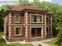 Проект кирпичного дома № O-270-1K