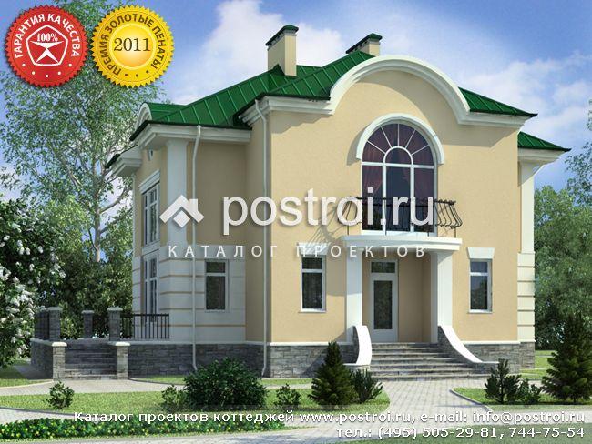 Дом 14,6 на 16,6 № O-329-1K