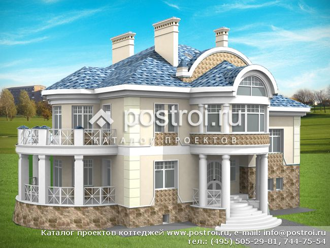 Дом 11,4 на 13,5 № S-415-1P