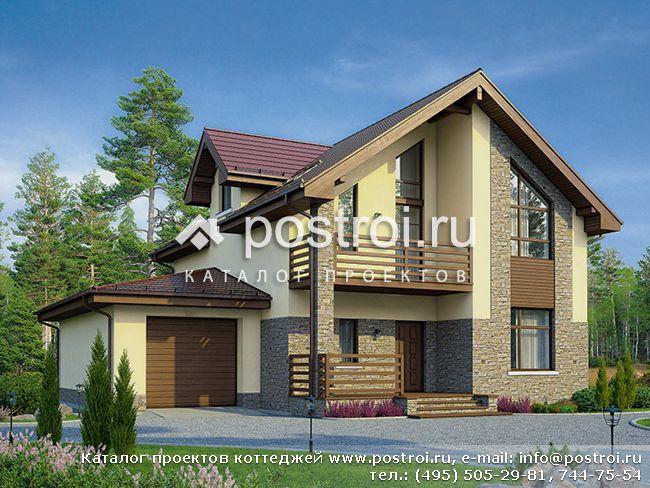 Стоимость строительства кирпичных домов и каменных