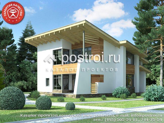Дом 11 на 13 № W-184-1K