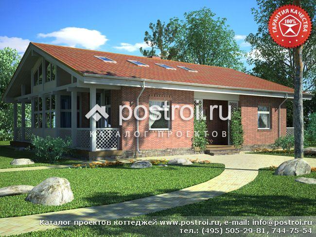 Проект дома 14 на 15 № Y-189-1S